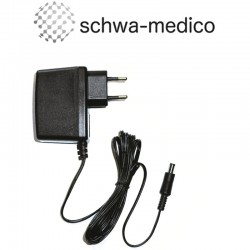 Chargeur Schwa-Medico TENS Eco2 - Urostim2 - EMP2 - EMP4 Eco+ - XTR4 - XTR2