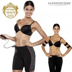 SLENDERTONE Pack ABS S7 Short Bottom + System Bras pour Femme