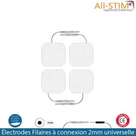 4 électrodes 50x50