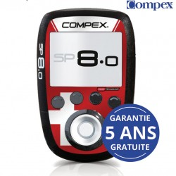 COMPEX SP 8.0 SWISS Limited Edition (Promotion Exclusive)