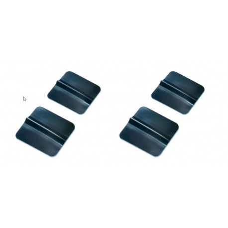Électrodes silicone graphite 48 x 48 mm