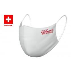 Masque Lavable HeiQ Viroblock +Multi Hi-Tech (boîte de 2)