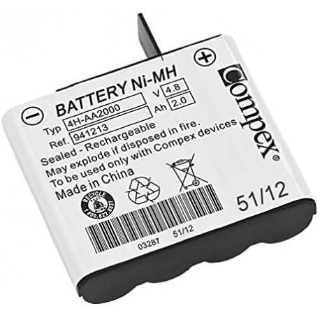 Batterie COMPEX 4 cellules 941213