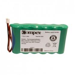 Batterie COMPEX 6 cellules 941100