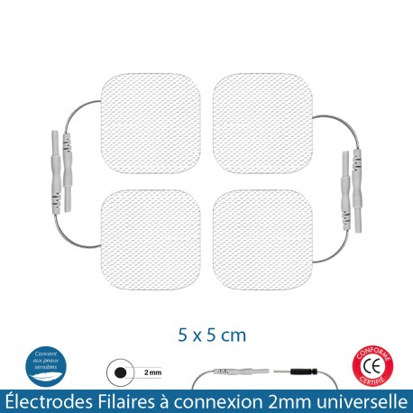 Électrodes Stimex TENS