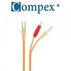 Câble à l'unité pour Compex Série 1