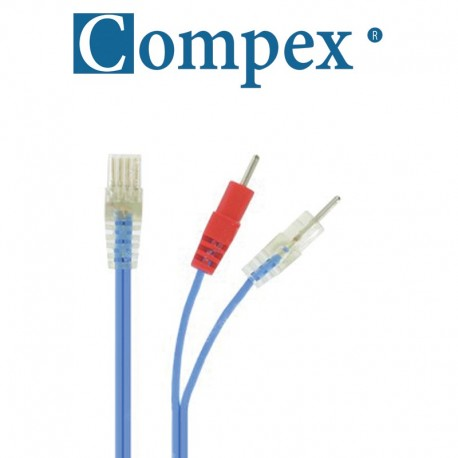 Câble à l'unité pour Compex Série 4