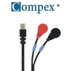 Câble à l'unité pour Compex Mi-Old