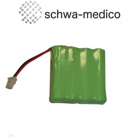Batterie pour SCHWA-MEDICO TENS Eco2, UroStim2 et EMP2 Pro