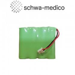Batterie pour SCHWA-MEDICO EMP4 Eco+