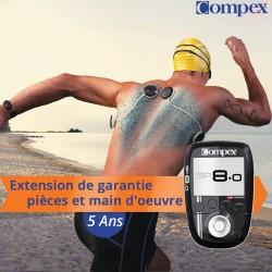 Extension de Garantie 5 Ans COMPEX SP8