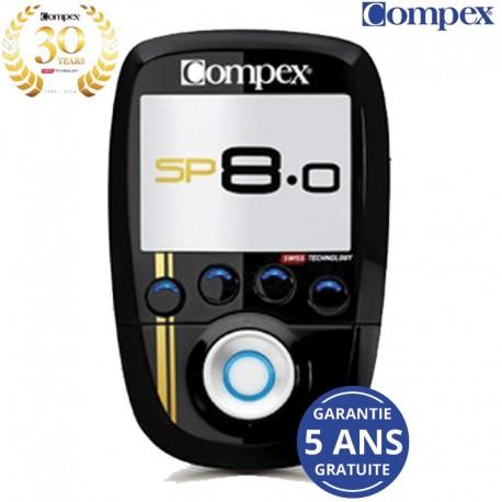 COMPEX SP 8.0 Gold Édition Limitée