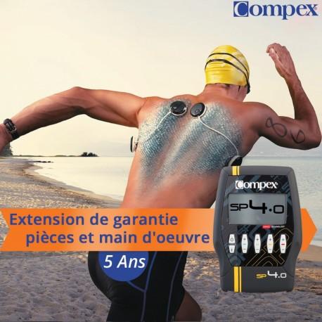 Extension de Garantie 5 Ans COMPEX SP4