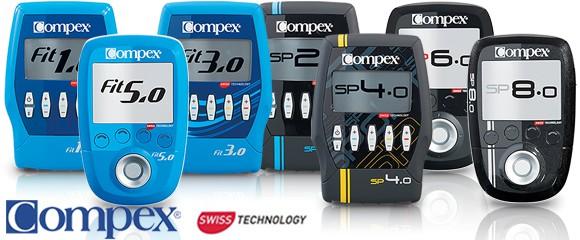 Electrostimulateur COMPEX