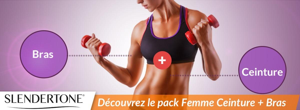 Slendertone Pack ABS Femme